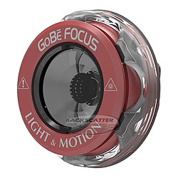 Light & Motion GoBe Red Focus Head (Head only) lmi-804-0178.jpg