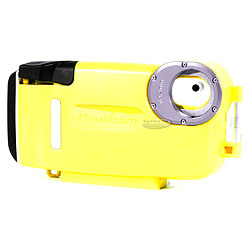 Nauticam NA-IP4/5 Underwater Housing for iPhone 4 & 5 - Yellow na-15102.jpg
