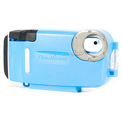 Nauticam NA-IP6 Underwater Housing for iPhone 6 - Blue na-15103.jpg