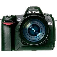 Nikon D70s Digital SLR Camera Set nkl-25218.jpg