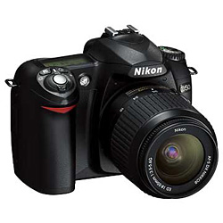 Nikon D50 Digital SLR Camera Outfit with 2 lenses - 18-55mm f/3.5-5.6G ED AF-S DX Zoom lens & 55-200mm f/4-5.6G ED AF-S DX lens nkl-9988.jpg