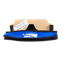 Nightsea BlueBlock Yellow Flip Filter Mask Visor & Strap Wrapper Combo for Dive Masks ns-fv-sw.jpg