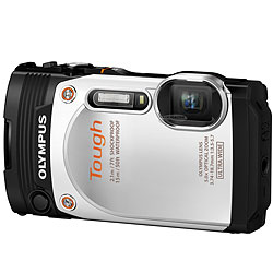 Olympus Tough TG-860 Waterproof Compact Camera - White ol-v104170wu000.jpg