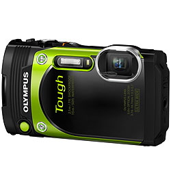 Olympus Tough TG-870 Waterproof Compact Camera - Green ol-v104200eu000.jpg