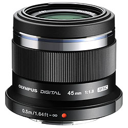 Olympus M.Zuiko 45mm f/1.8 Micro Four Thirds Lens ol-v311030bu000.jpg