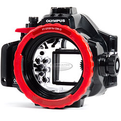 Olympus PT-EP08 Underwater Housing for Olympus OM-D E-M5 Camera  ol-v6300560u000.jpg