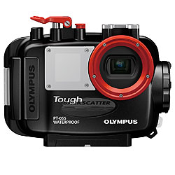 Olympus PT-055 Waterproof Housing for Tough TG-830 Camera ol-v6300590u000.jpg
