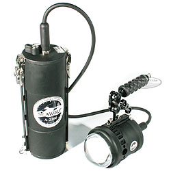 Orcalight Seawolf 2260A 22,000 Lumen Canister Underwater Video Light or-lgt-2260.jpg