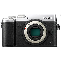 Panasonic LUMIX GX8 Mirrorless Micro 4/3 Camera - Silver Body Only ps-dmc-gx8sbody.jpg