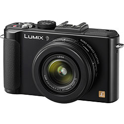 Panasonic LUMIX DMC-LX7 10.1 MP 3.8X Advanced Zoom Digital Camera - Black ps-dmc-lx7k.jpg