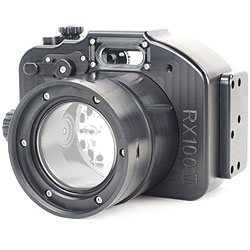 Recsea CWS-RX100 MkIII Underwater Housing for Sony RX100 MkIII Compact Camera rs-cws-rx100iii.jpg