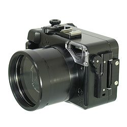 Recsea WHC-G7X Underwater Housing for Canon G7 X Compact Camera rs-whc-g7x.jpg