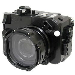Recsea WHC-G7XII Underwater Housing for Canon G7 X MkII Compact Camera rs-whc-g7xii.jpg