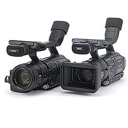 Sony FX1 Video Camera Rental for Underwater Housings