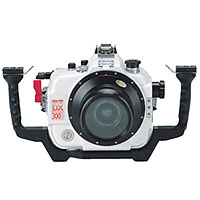 Sea & Sea DX-300D Underwater Housing for Canon EOS 300D Digital Rebel Cameras ss-06111.jpg