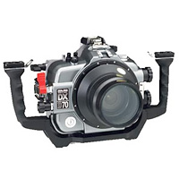 Sea & Sea DX-70 Underwater Housing for Nikon D70 Digital SLR Camera ss-06112.jpg