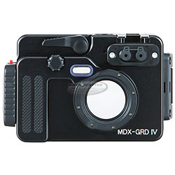 Sea & Sea MDX-GRD IV Underwater Housing for Ricoh GRD IV Compact Camera ss-06161.jpg