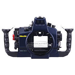 Sea & Sea MDX-D600 Underwater Housing for Nikon D600 Camera  ss-06165.jpg