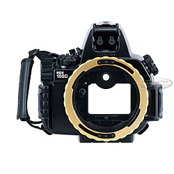 Sea & Sea RDX-100D Underwater Housing for Canon Rebel SL1 100D Camera ss-06168.jpg