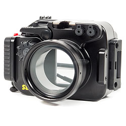 Sea & Sea MDX-RX100/II Underwater Housing for Sony RX100 & Sony RX100 MkII Camera ss-06170.jpg