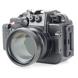 Sea & Sea MDX-RX100III Underwater Housing for Sony RX100 MkIII Compact Camera ss-06171.jpg