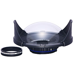 Sea & Sea Dome Port 240 and Ring gear set for Canon EF 11-24mm F4L USM Lens ss-30131.jpg