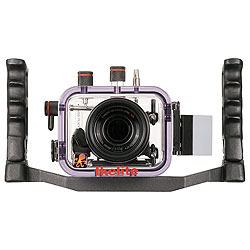 Used Ikelite Underwater Video Housing for Canon HF G10 (us-8001)  us-8001.jpg