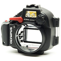Olympus PT-EP05L Underwater Housing for Olympus E-PL3 Digital Camera without Port (us-8021) us-8021.jpg