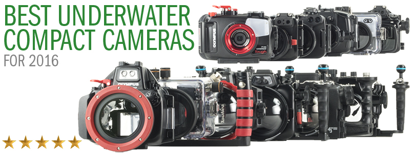 Best Underwater Compact Cameras for 2017