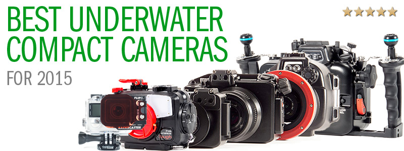 Best Underwater Compact Cameras for 2015