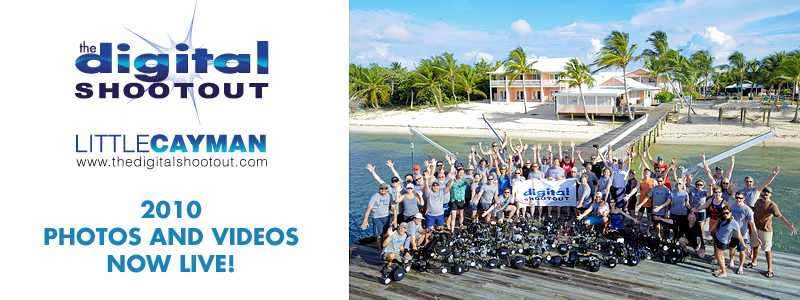Digital Shootout Little Cayman - Photos and Video Now Live!