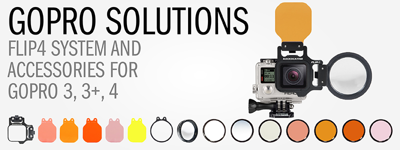 Best GoPro Underwater Filter and Macro Lens - Filter Solutions for GoPro 3, 3+, 4