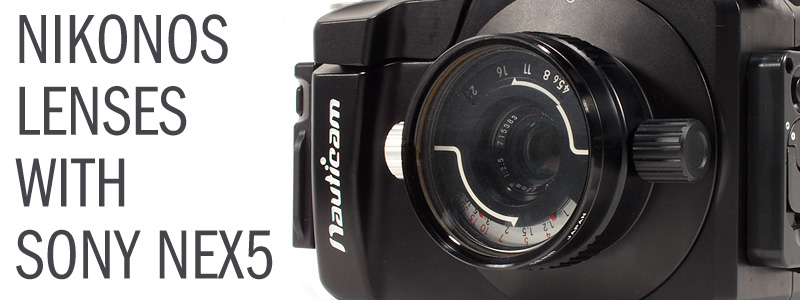 Nikonos lenses on a digital camera?