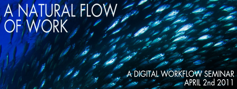 Lightroom Class - Natural Flow of Work - April 2, 2011