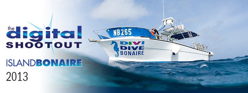 The Digital Shootout - Bonaire - June 22-29, 2013