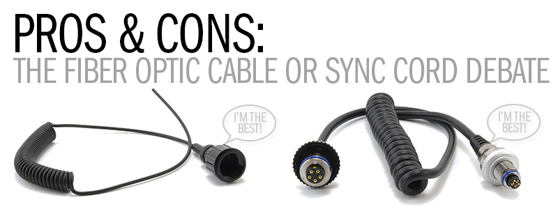 The Sync Cord Debate - Fiber vs. Copper
