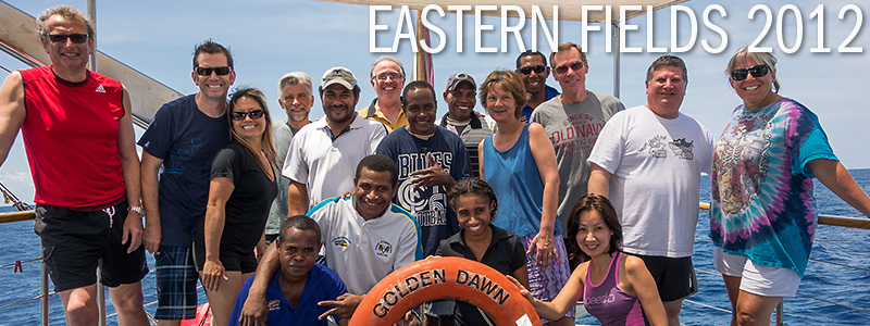 Eastern Fields, PNG 2012 - Trip Report