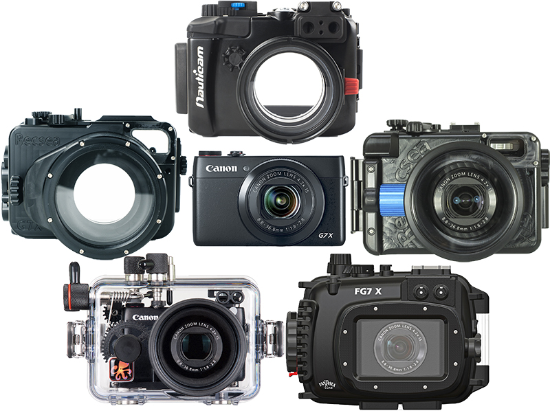 Best Underwater Compact Cameras of 2016