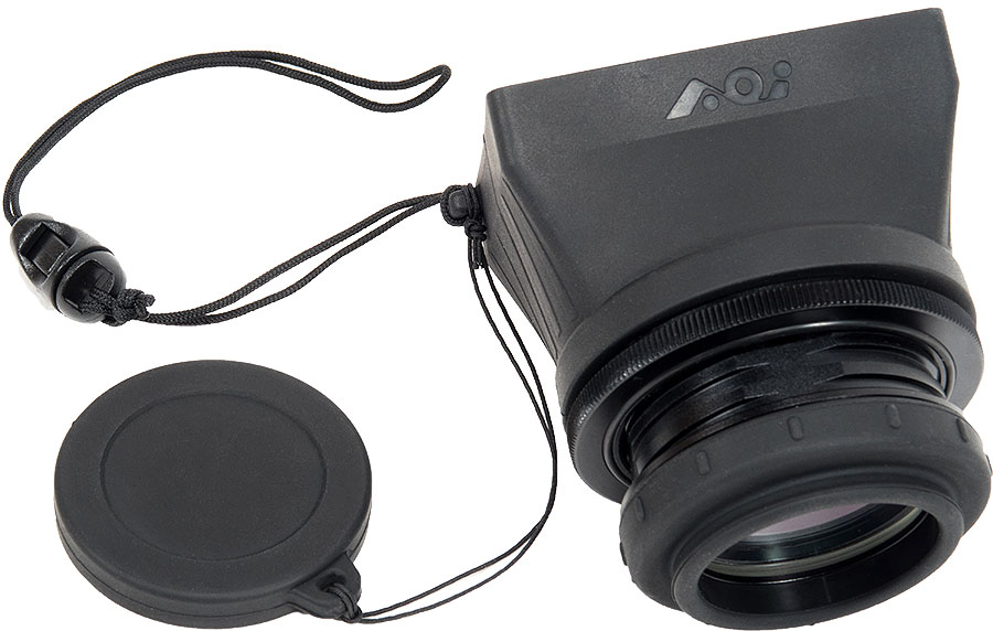 AOI UMG-01 LCD Magnifier for Olympus Compact Camera Housings