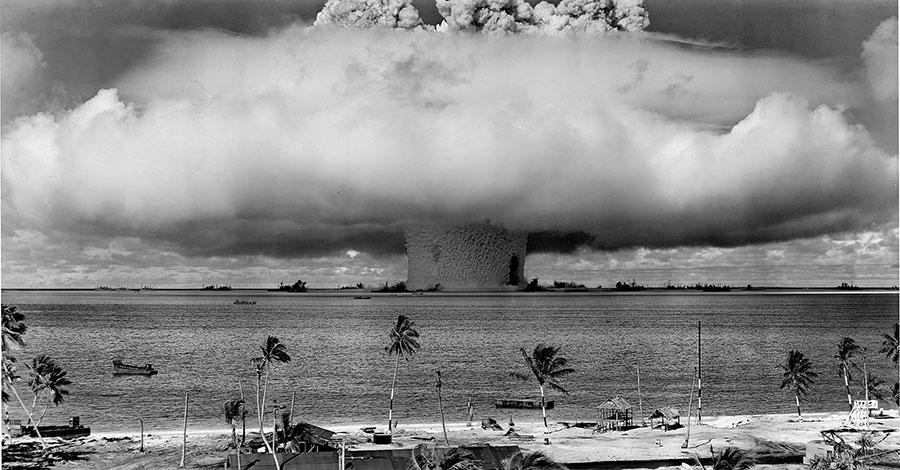 Bikini Atoll - Pacific Master - Operation Crossroads Baker