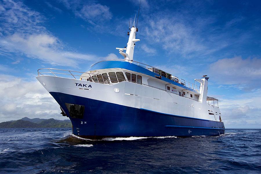 ©Pacific Master - Bikini Atoll - Pacific Master Dive Boat