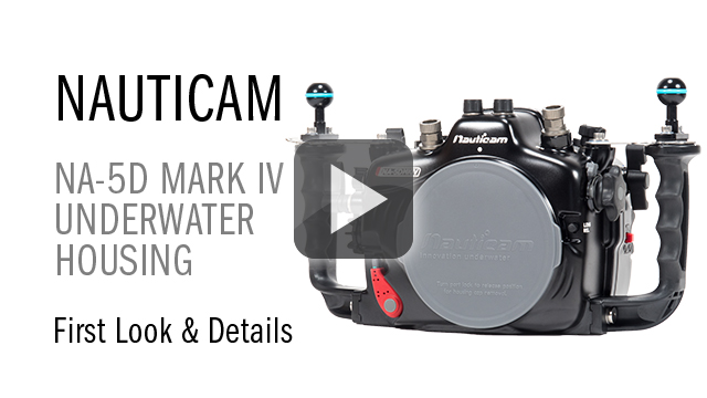 <a href='http://www.backscatter.com/sku/na-17325.lasso' class='standard'>Nauticam NA-5DIV </a>Underwater Housing for Canon 5DX MKIV - TLDR Review