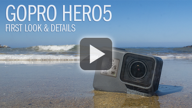 GoPro Hero5 Underwater Review - Backscatter First Look