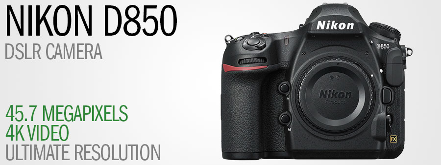 Nikon D850 Underater Camera Holiday Sale