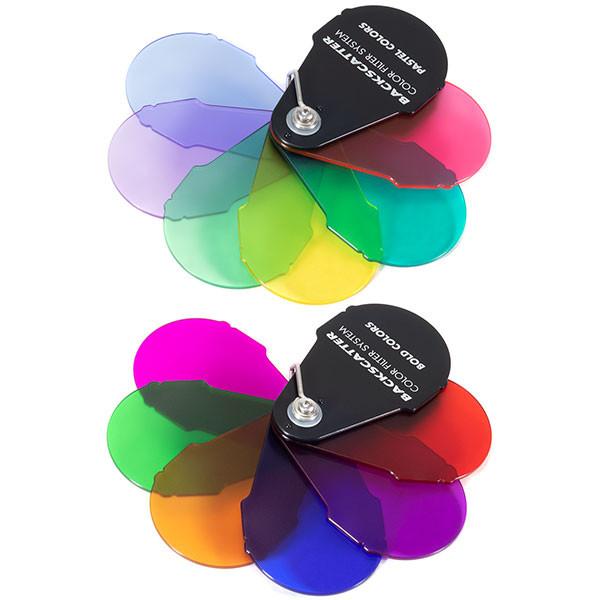 Backscatter Color Filter Set for Backscatter Macro Wide 4300