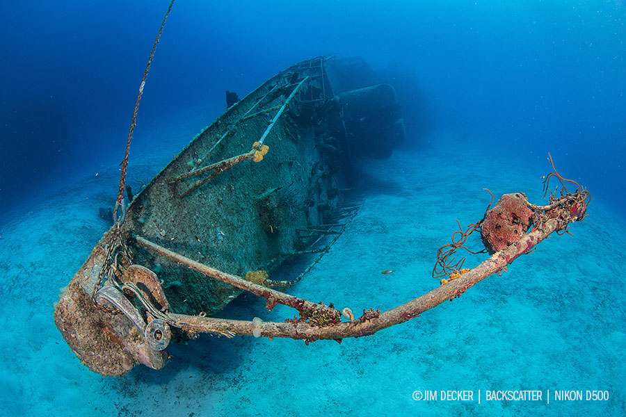 © Jim Decker - Wide Angle Underwater Photography Boot Camp – Little Cayman – January 19-26 & January 26-February 2, 2019