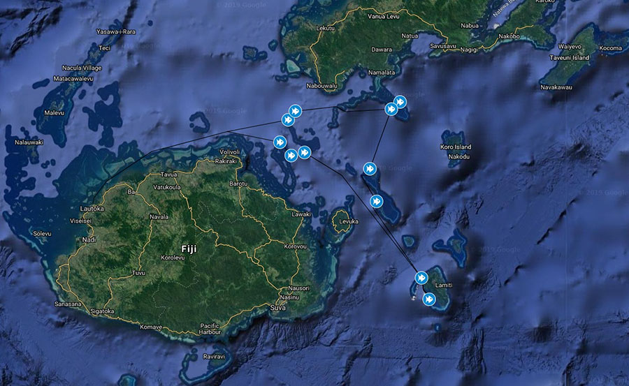 Fiji Nai'a - Backscatter Trip