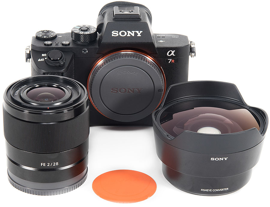 Sony a7R Mark II Underwater Review filter