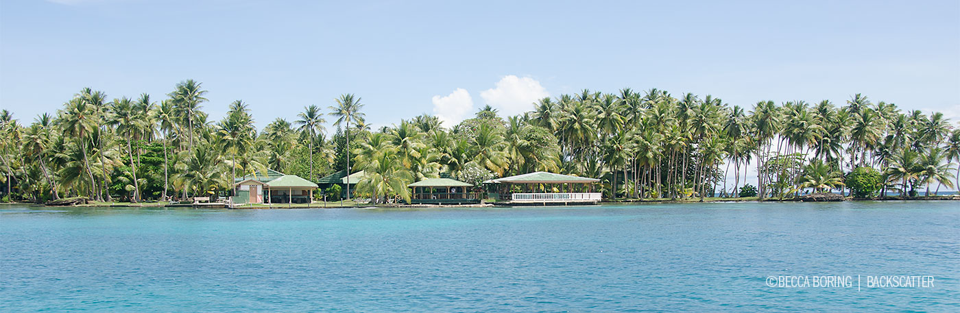 ©Becca Boring - Truk Lagoon - Blue Lagoon Resort