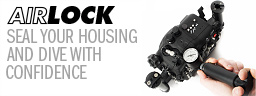 The Backscatter AirLock Vacuum System for Underwater Housings